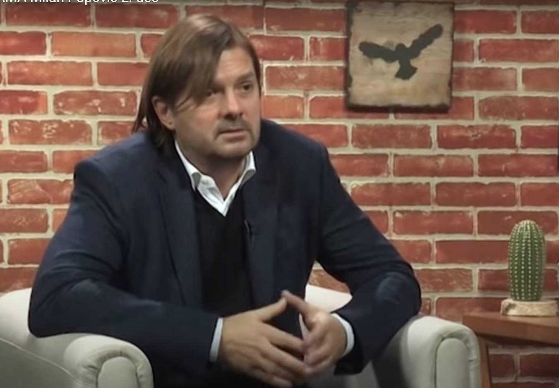 Milan Popović: senzacionalistički, neistiniti i zlonamjerni navodi