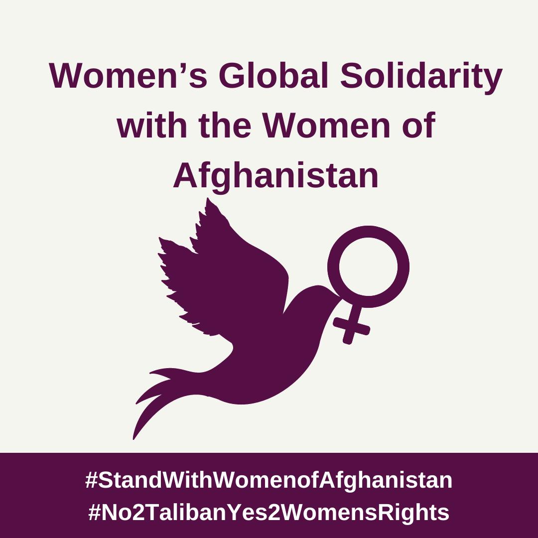 Solidarne sa ženama iz Afganistana